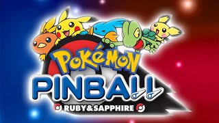 Pokémon Pinball Ruby & Sapphire gameplay video (GBA)