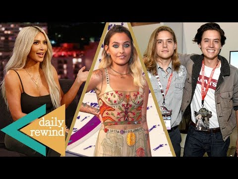 Kim Kardashian SHIPS Jelena! Dylan Sprouse JOINING Cole on 'Riverdale?' Paris Jackson Claps Back -DR