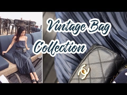 Vintage Bag Collection | 古董包合集| 成色对比| 哪里买?