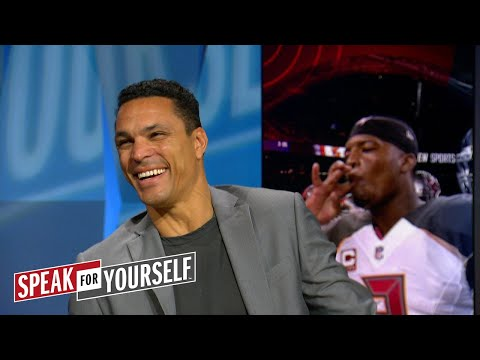 Tony Gonzalez on Mike Evans being suspended,  Jameis Winston