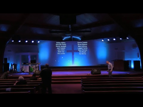 Abundant Life Church of Moore Live Stream