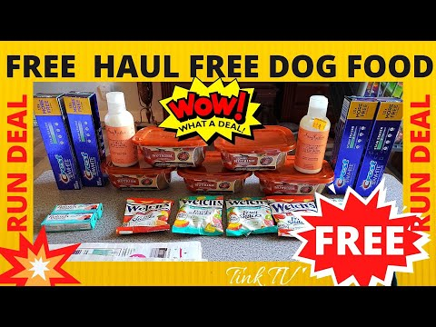 🏃♀️🏃♀️FREE RACHEL RAY DOG FOOD 💥🏃♀️FREE HAUL ALL WITH PAPER COUPONS 🏃♀️💥💥SMASHING DEALS
