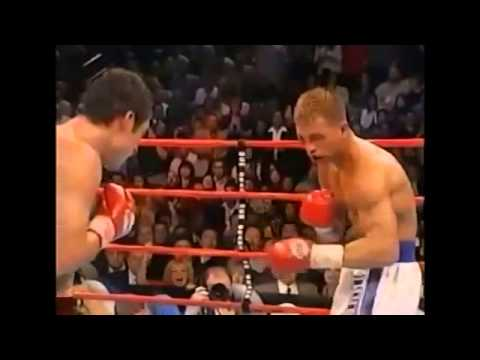 Oscar De La Hoya Vs Aturo Gatti Round 4 5 Oscar Dela Hoya Golden