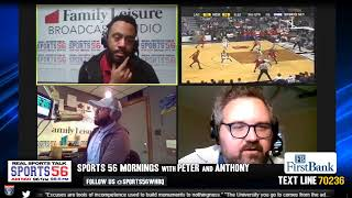 The Latest News on Sports 56 Mornings
