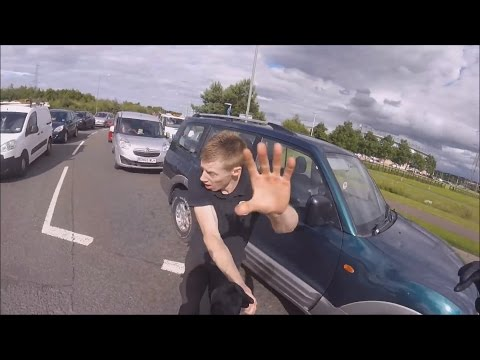 Thumbnail: Best Bike Road Rage/Angry People 2017 ! (NEW)