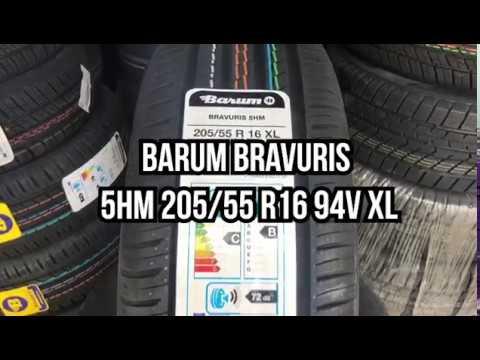Sommerreifen 205//55R16 91V Barum Bravuris 5 HM