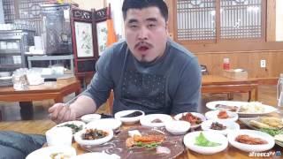 잡솨 남도먹거리로드 2편 나주영산포 홍어정식+나주곰탕 …