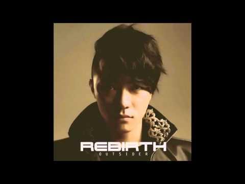OUTSIDER (아웃사이더) - Bye U (Feat. 지오 Of MBLAQ) (Intro)