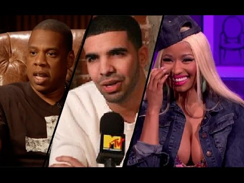 Top 10 Famous Rappers Talk About Eminem music