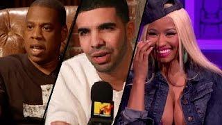 top 10 famous rappers talk about eminem