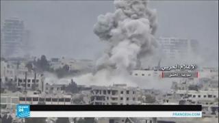 من هي الفصائل التي تشن هجوما على مدينة دمشق؟
