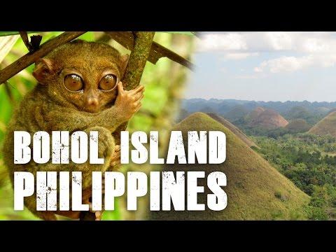 Vlog Point Five - Exploring Bohol Island