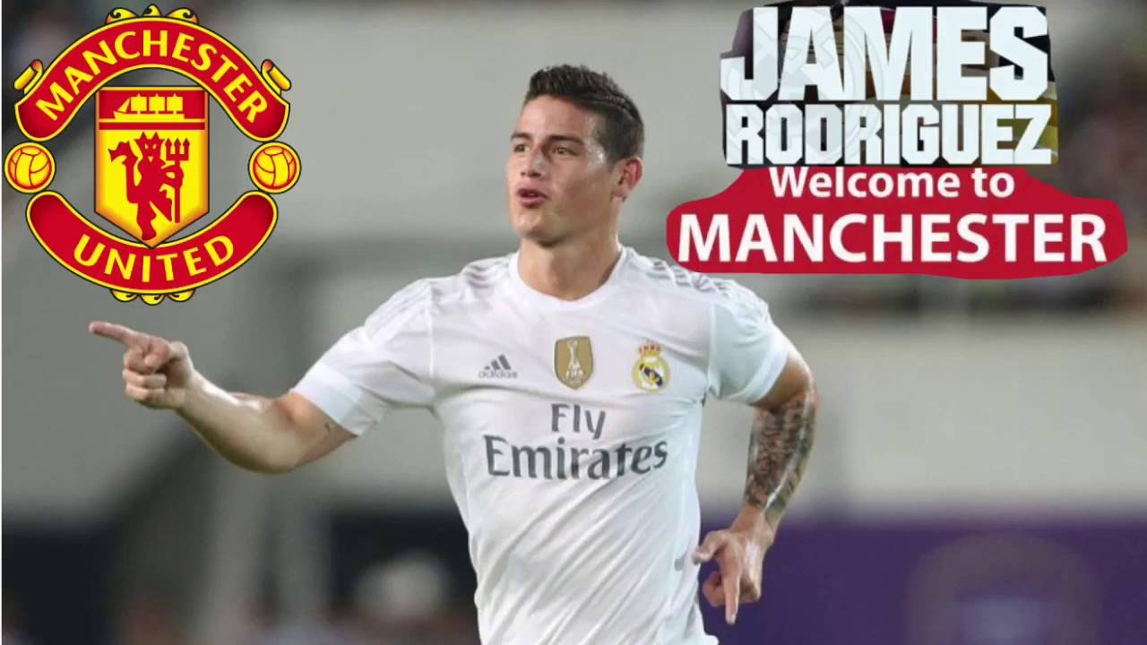 James rodriguez welcome to manchester united goals and skills james rodriguez welcome to manchester united goals and skills hd youtube voltagebd Image collections