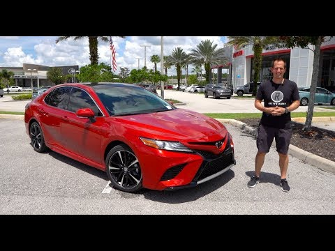 Is the 2019 Toyota Camry the sedan to BUY instead of the Honda Accord?
