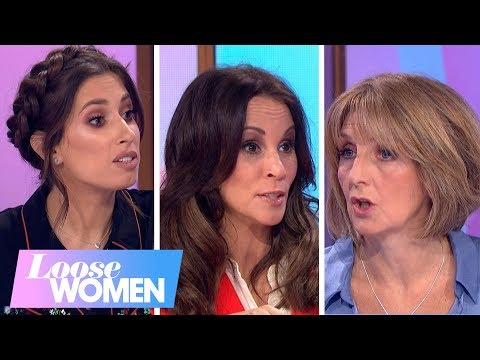 Heated Debate Over ISIS Runaway's Stripped Citizenship | Loose Women