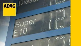 5 Jahre Super E10 Kraftstoff | ADAC