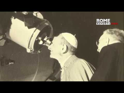 Pope Paul VI watched arrival Apollo 11's on the moon and sent a message