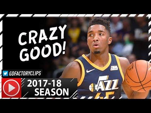 Donovan Mitchell Full PS Highlights vs Lakers (2017.10.10) - 26 Pts, 5 Reb, CRAZY GOOD!