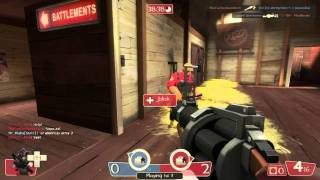 TEAM fortress 2 DEMOMAN - Asian gamer, what's poo?