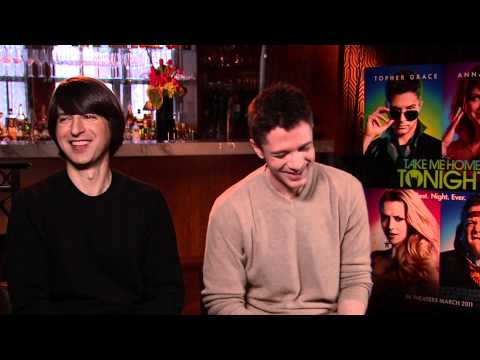Chelsea Interviews Topher Grace and Demetri Martin
