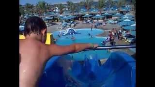 Egypt Hurghada 2015,  Aqua park Egypt Le Pacha resort 2015
