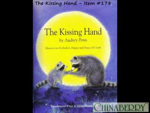 image relating to The Kissing Hand Printable called The Kissing Hand - 178