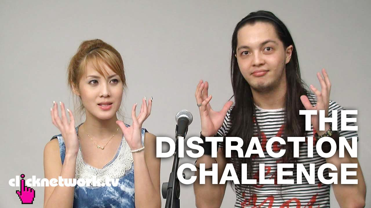 The Distraction Challenge Chick Vs Dick Ep70