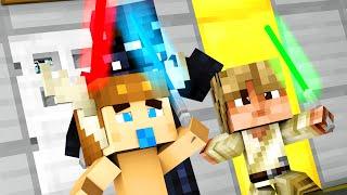 Minecraft School : FIVE NIGHTS AT FREDDY'S - BABY STAR WARS?! (Minecraft Roleplay) #16