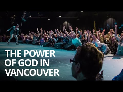 Nathan Morris  The Power of God in Vancouver