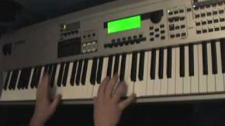 Piano Cover - Can You Forgive Her (Pet Shop Boys)