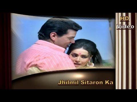 Jhilmil  Sitaron Ka | Suhane Pal Vol. 2 | Jeevan Mrityu 1970 | Vipin Sachdeva | Sadhana Sargam | HD