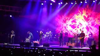 Roxette - Fading Like a Flower (Every Time You Leave) - Movistar Arena Santiago Chile 2011