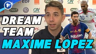 Le Onze de Rêve de Maxime Lopez