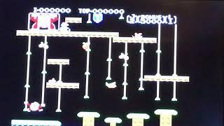 Donkey Kong Jr. (NES) - Game A