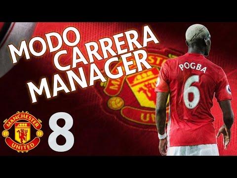 """MOURINHO VUELVE A STAMFORD BRIDGE"" #8 Modo Carrera ""MANCHESTER UNITED"" FIFA 17"