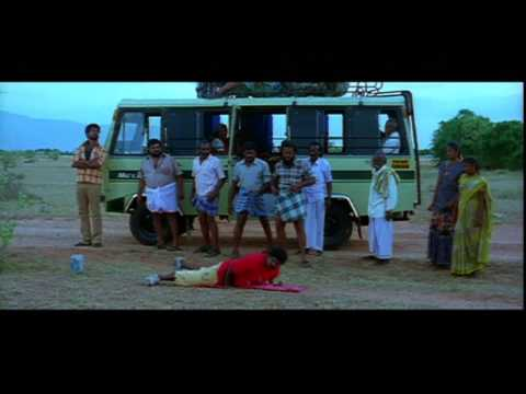 Muthukku Muthaga   Tamil Movie   Scenes   Clips   Comedy   Songs   Vikranth stops van for Monica