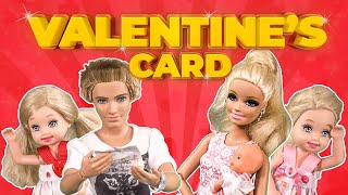 Barbie - The Valentine's Day Card | Ep.149
