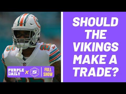 Should Minnesota Vikings make a trade before NFL trade deadline?