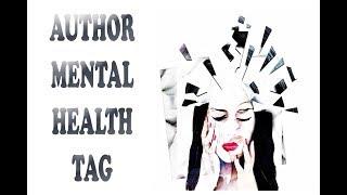 Author Mental Health Tag