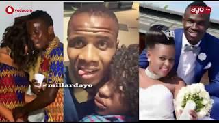 Mastaa wa soka Bongo Niyonzima, Kaseja, Okwi, Manula na Himid wakiwa na wake zao