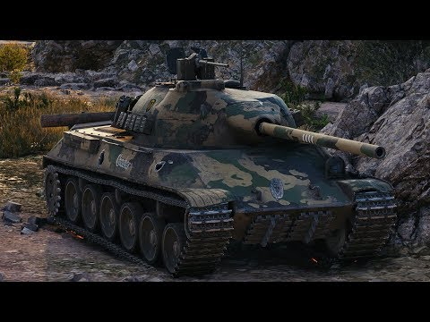 World of Tanks TVP T 50/51 - 9 Kills 11,1K Damage thumbnail