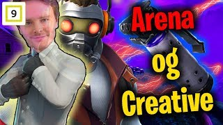 Arena  //  Creator Code: RobTheSir   // 5K Supporters  = 12 ti…