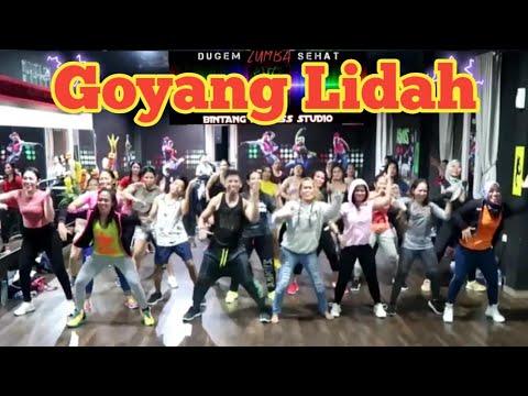 Goyang Lidah ,Slaber /Bintang Fitness Studio