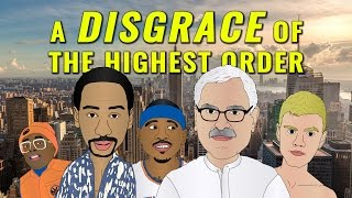 A Disgrace of the Highest Order, Part I - Stephen A. Smith VS. Phil Jackson