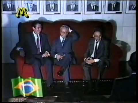 REDE MANCHETE POSSE DE COLLOR 1990