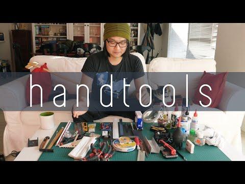 Handtools Rundown   Architecture Modelmaking 101