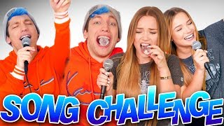 SONG Challenge mit Julia Beautx  ❄🎤❄