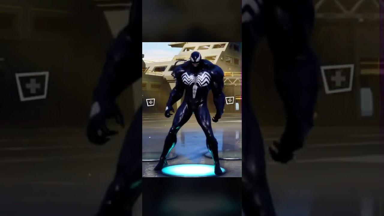 Venom skin & Emote first look!