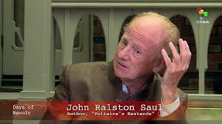 John Ralston Saul: The Cult of Neoliberalism