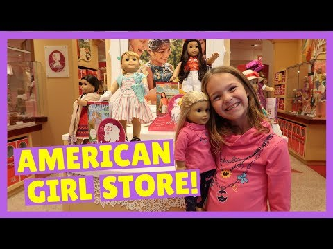 Party At The American Girl Store